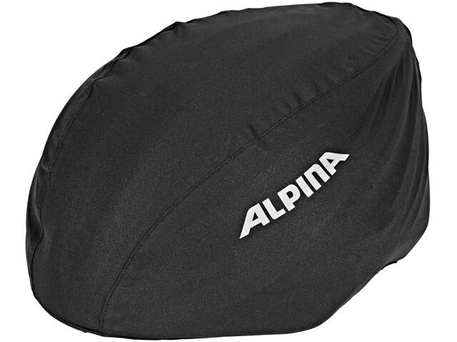 Alpina Multi-Fit-Raincover zwart